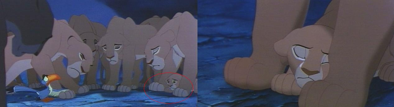 Sex In The Clouds In Lion King